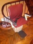Housse de siège personnalisée par nos soins